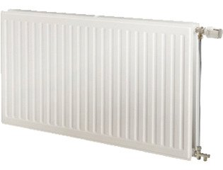 Radson CLD Radiator (paneel) H60xD17.2xL60cm 874.2W Staal Wit SW136622