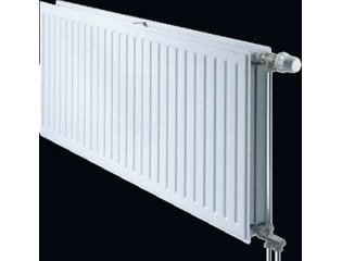 Radson CLD Radiator (paneel) H90xD17.2xL75cm 1532.25W Staal Wit SW136005