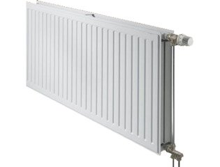 Radson CLD Radiator (paneel) H30xD5.5xL75cm 242W Staal Wit SW127815