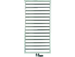 Zehnder Subway Radiator (decor) H183.7xD3xL45cm 715W Staal Wit SW126648