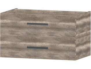 Wavedesign San marino wastafelonderkast 90x45cm canyon oak SW98589