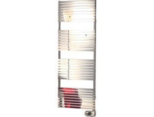 DRL E-COMFORT Radiator (decor) H122xD3xL50cm 400W RVS glans SW127294