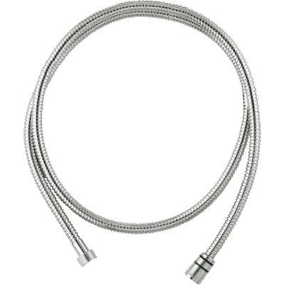 Grohe doucheslang L175cm 1/2 inch Chroom glans