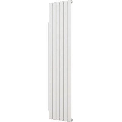 Quinn Slieve Vertical Radiator (decor) H220xD7.8xL86.8cm 3156W Staal Wit OUTLET