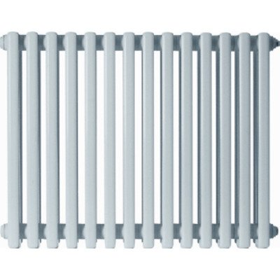 DRL Ekos Radiator (decor) H56.8xD9.3xL40cm 488W Aluminium Wit