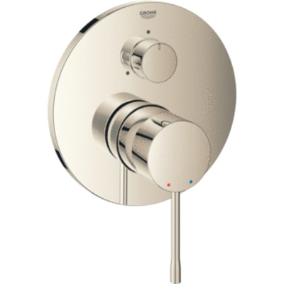 Grohe Essence New afbouwdeel voor inbouw mengkraan met 3-weg omstelling nikkel 24092BE1