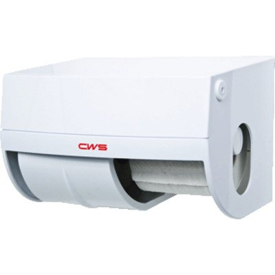 CWS Paradise Closetrolhouder ABS Wit