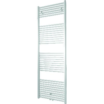 DRL Tekno Radiator (decor) H150xD3xL50cm 672W Staal Wit