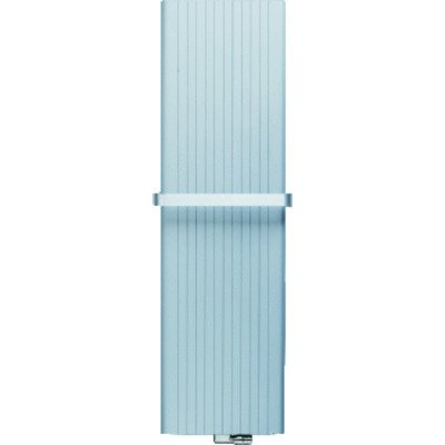 VASCO ALU-ZEN Radiator (decor) H160xD10xL37.5cm 1196W Aluminium Grey White January