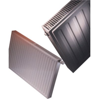 Radson Integra Radiator (paneel) H30xD6.5xL60cm 331W Staal Wit OUTLETSTORE