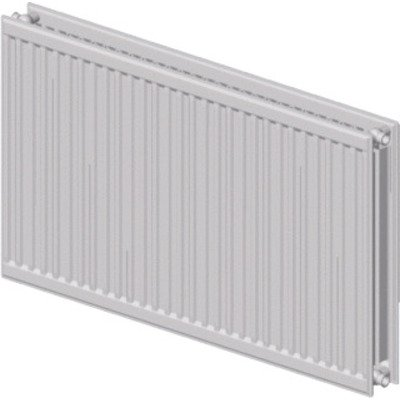 Stelrad Accord paneelradiator type 22 + strippen 900x600mm 1472W wit