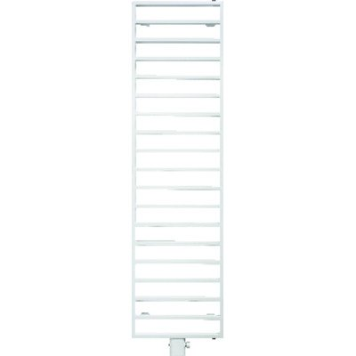 Vasco Bathline BA designradiator horizontaal 1420x600mm 770W (11314 05) aansluiting 1188 antraciet (M301)