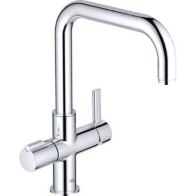 Grohe Red Duo Keukenmengkraan chroom