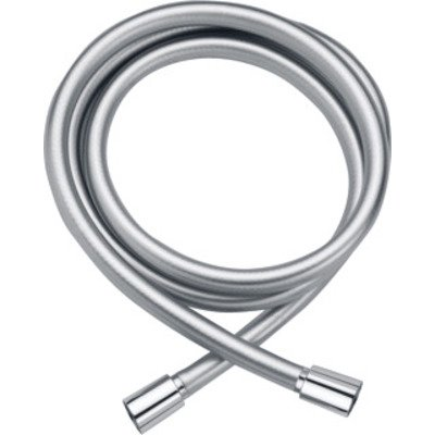 Paffoni doucheslang L200cm 1/2 inch Zilver