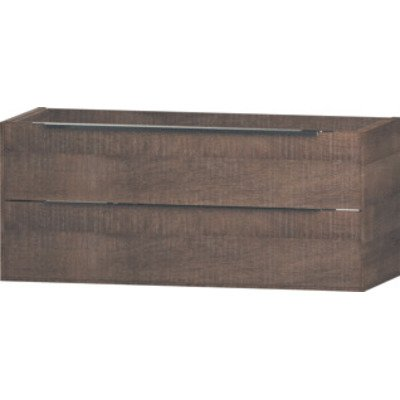 Wavedesign Cassino wastafelonderkast 120x46 cm brown oak