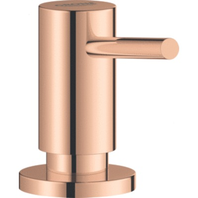 Grohe Cosmo inbouwzeepdispenser warm sunset