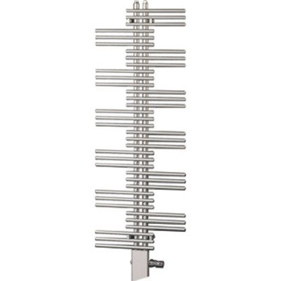 Zehnder Yucca Radiator (decor) H134xD6.4xL50cm 717W Staal Wit