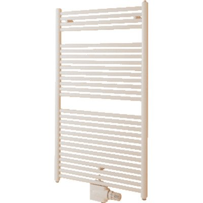 Zehnder Toga Radiator (decor) H114.8xD3.5xL50cm 595W Staal Wit