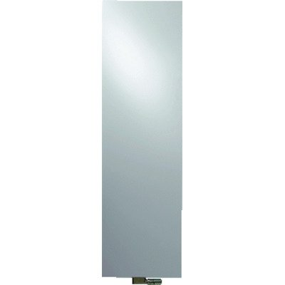 VASCO NIVA Radiator (decor) H182xD8xL72cm 1515W Staal Wit