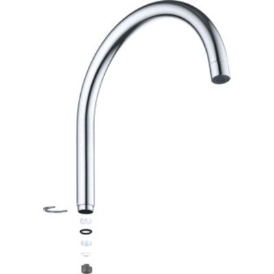 Grohe uitloop chroom