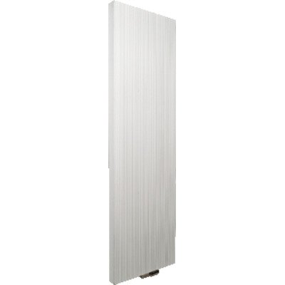 VASCO BRYCE Radiator (decor) H220xD10xL52.5cm 2270W Aluminium Aluminium Grey January