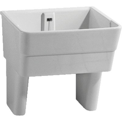 Sphinx Lavabo collectif 70x58.5cm rectangulaire céramique