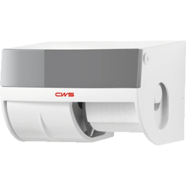 CWS Paradise Closetrolhouder ABS Wit SW114179