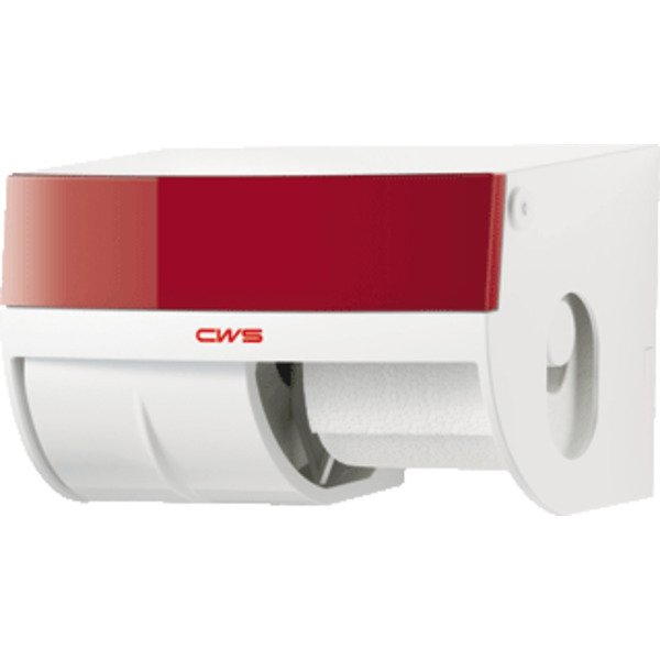 CWS Paradise Closetrolhouder ABS Wit SW114177
