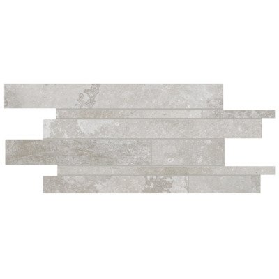Jos. Reused Carrelage mosaïque gris 30x60cm Light grey