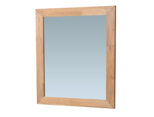 Saniclass Natural Wood Miroir standard 59x70x1.8cm rectangulaire SW86373