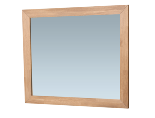 Saniclass Natural Wood Miroir standard 80x70x1.8cm rectangulaire SW86382