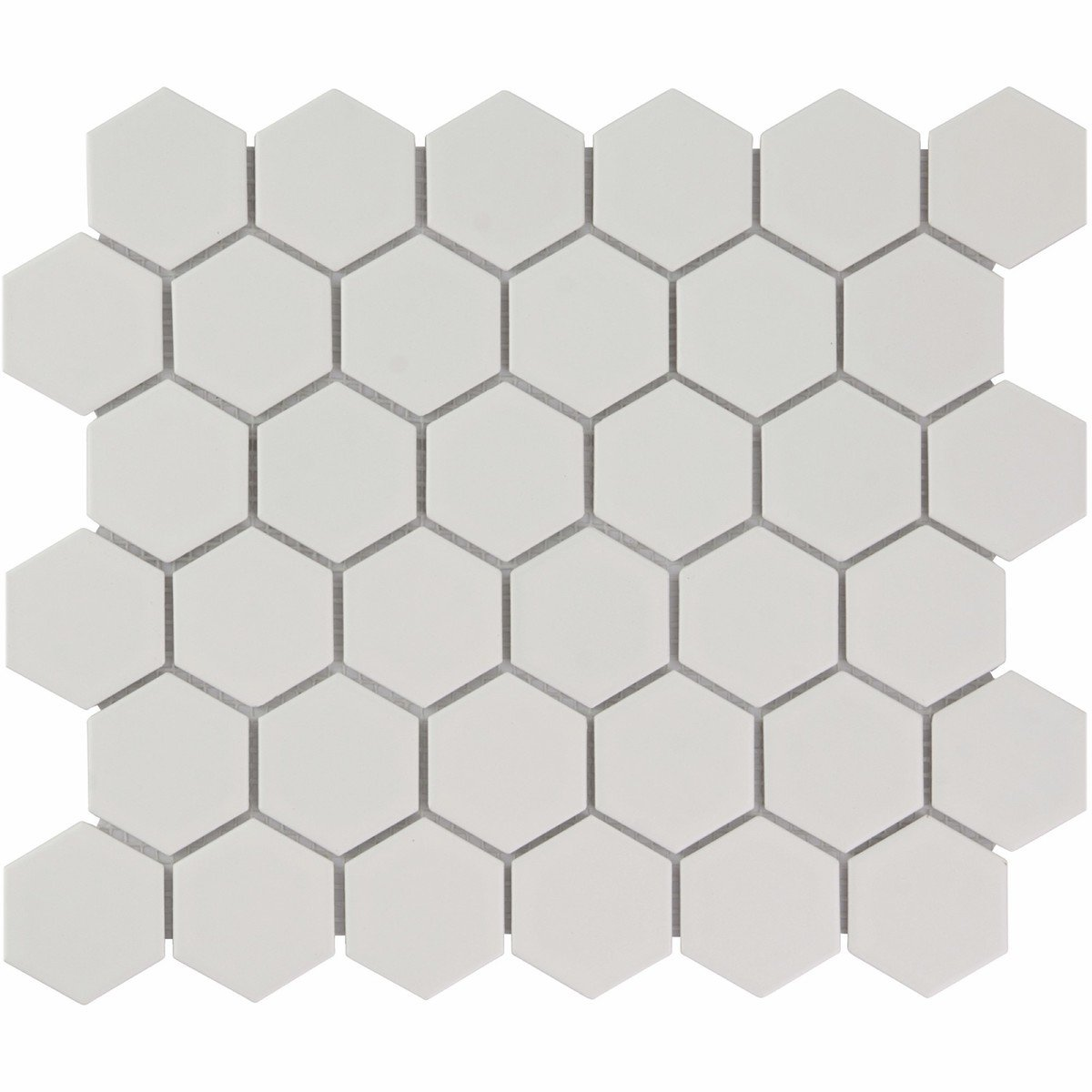 Carrelage hexagonal blanc fashion designs - Carrelage hexagonal blanc ...