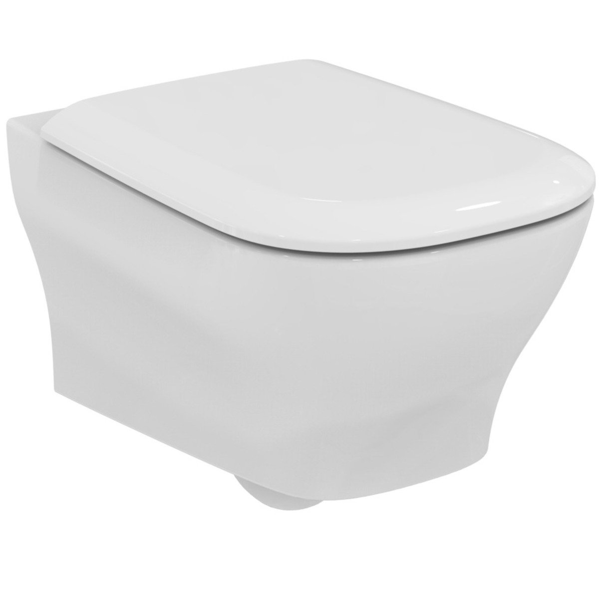 Wc Suspendu Ideal Standard : ideal standard softmood wc suspendu sans bride blanc ~ Pogadajmy.info Styles, Décorations et Voitures