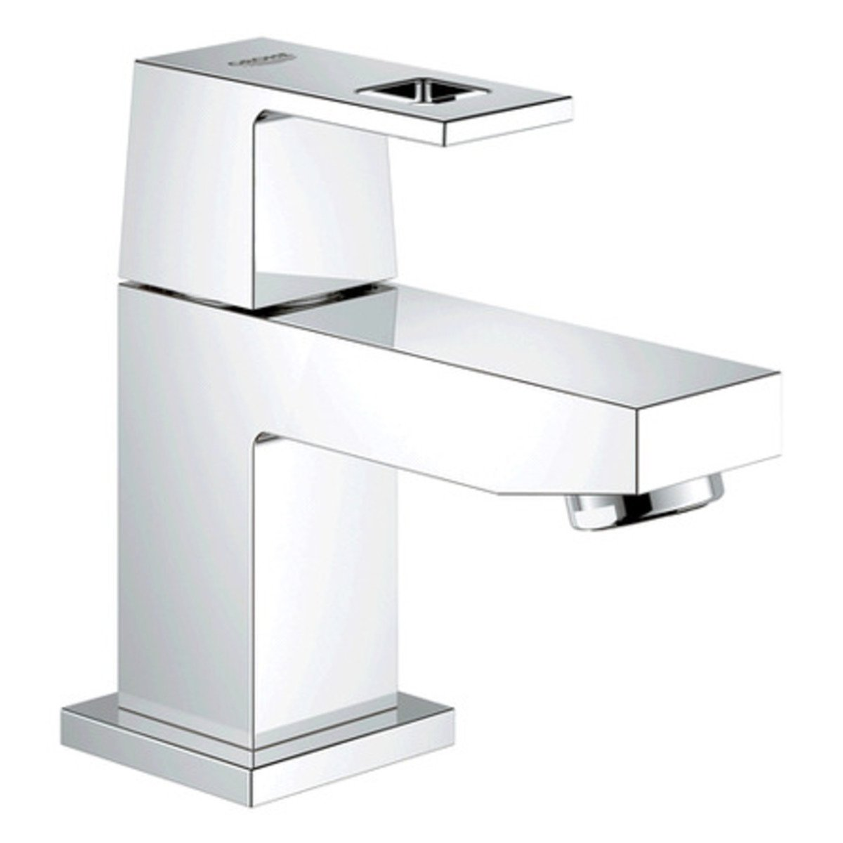 grohe eurocube robinet lave mains chrome 23137000. Black Bedroom Furniture Sets. Home Design Ideas