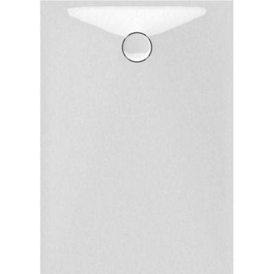 Nemo Go Proton douchebak solid surface 1200x900x35mm rechthoek zonder potenstel wit