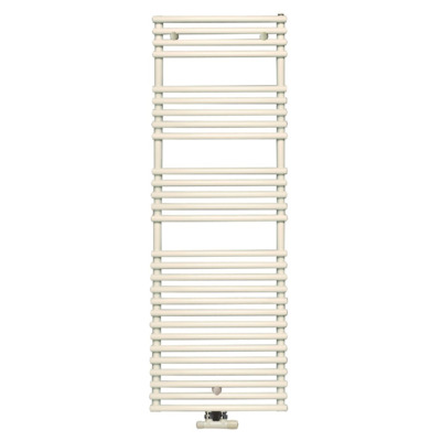 Nemo Spring Ofena 2 180075 handdoekradiator staal H 1800 x L 750 mm 1726 W wit RAL 9016