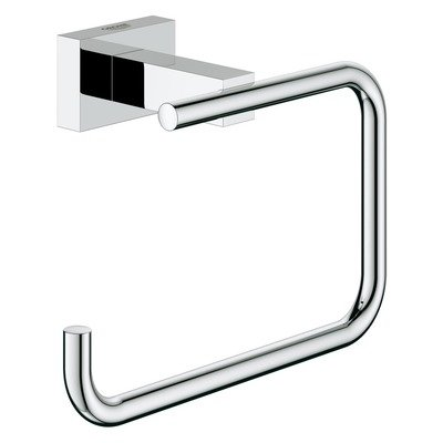 Grohe Essentials Cube Porte rouleau WC chrome