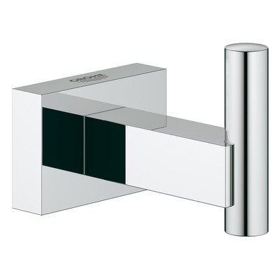 Grohe Essentials Cube Porte serviette chrome