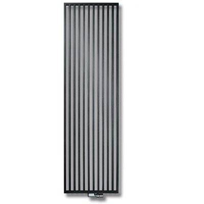 Decotivo Artra AR VV verticale radiator staal L 470 x H 1800mm kleur RAL 9016 wit