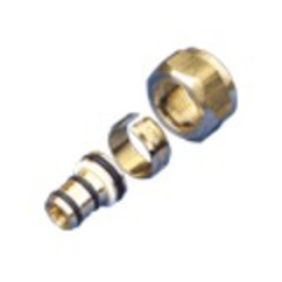 Nemo Skill Tubipex schroefkoppeling VpeAlubuis D 34F 20 x 20 mm