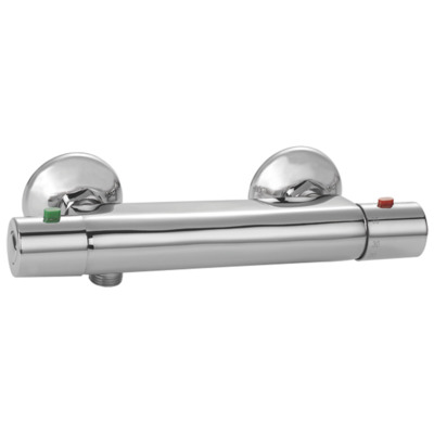 Nemo Go Isisave Robinet de douche thermostatique entraxe 12cm Chrome