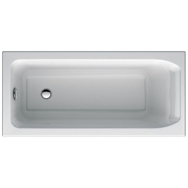 Ideal Standard New Active inbouwbad 1700x700 mm acryl wit zonder potenset SW69770