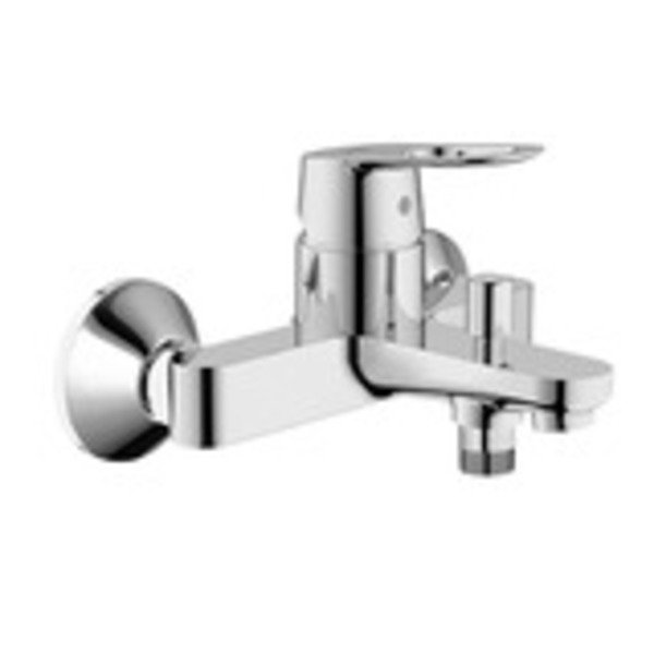 grohe start loop mitigeur douche bain encastrable chrome 23355000. Black Bedroom Furniture Sets. Home Design Ideas