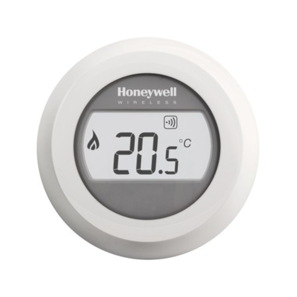Honeywell Round kamerthermostaat draadloos 24V 8303805